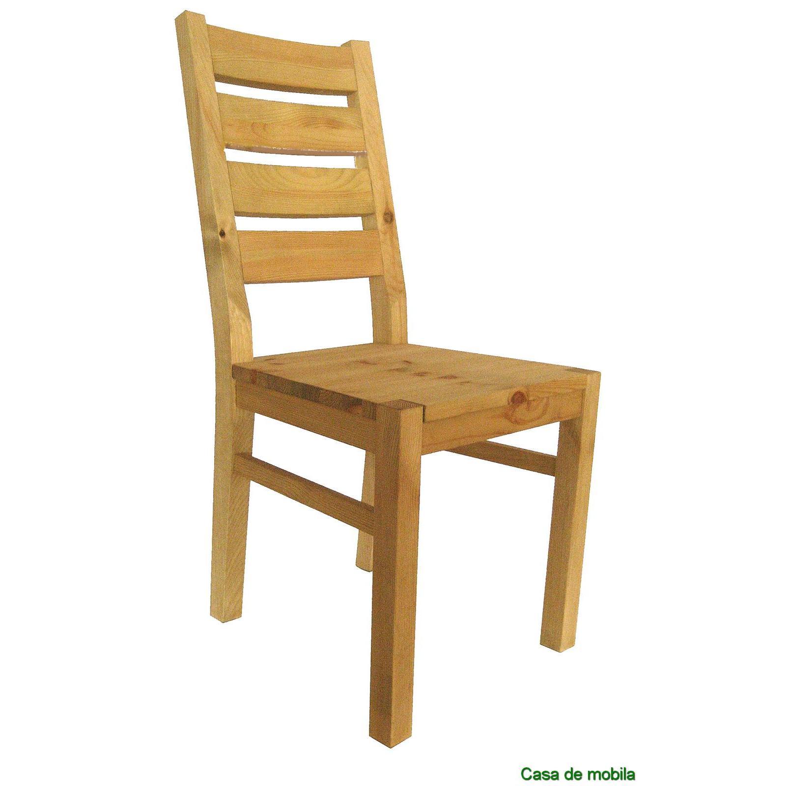 stuhl holzstuhl k chenstuhl esszimmerstuhl kiefer gelaugt ge lt borg. Black Bedroom Furniture Sets. Home Design Ideas