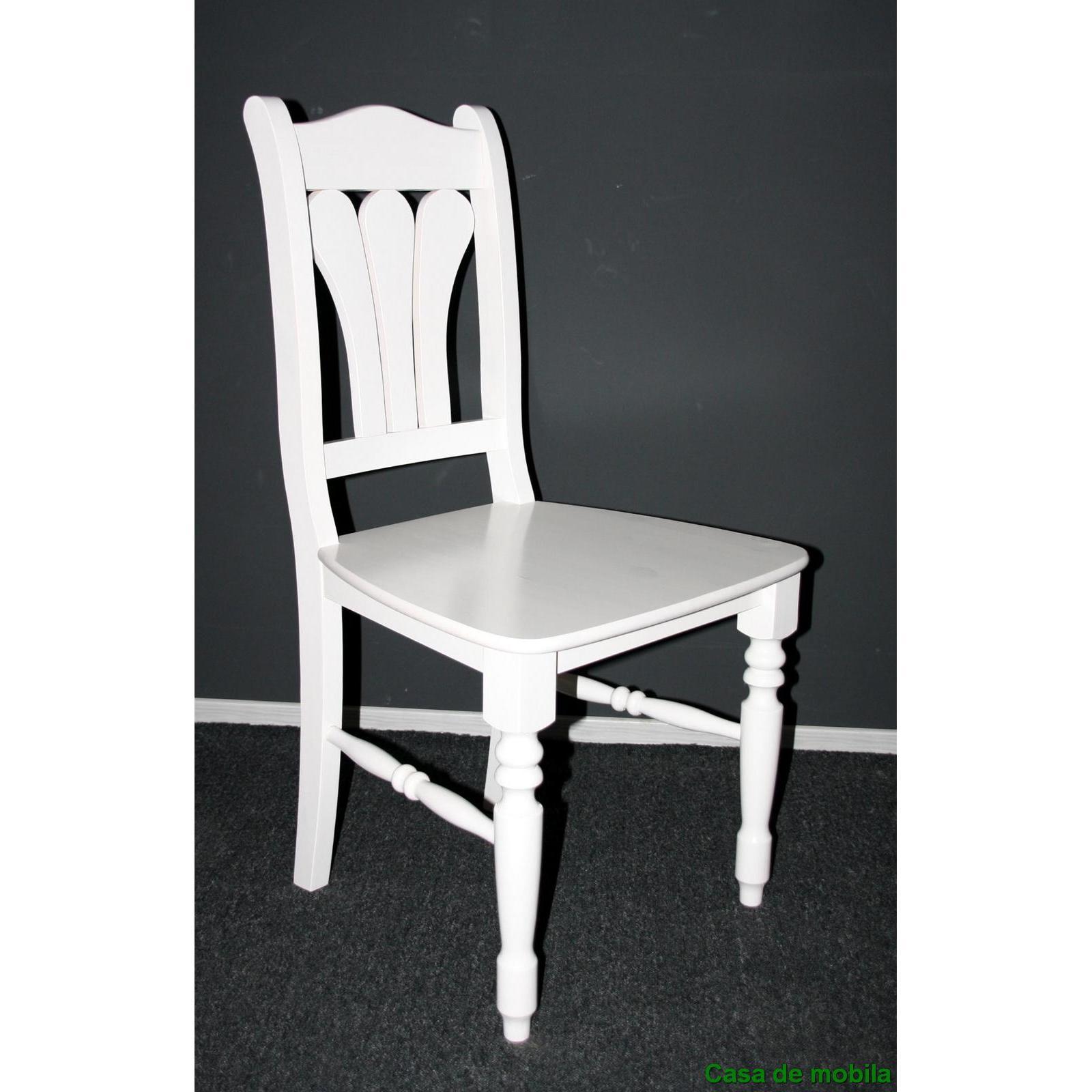 Esstisch stühle weiß landhaus  esszimmerstühle weiß landhaus | Möbelideen