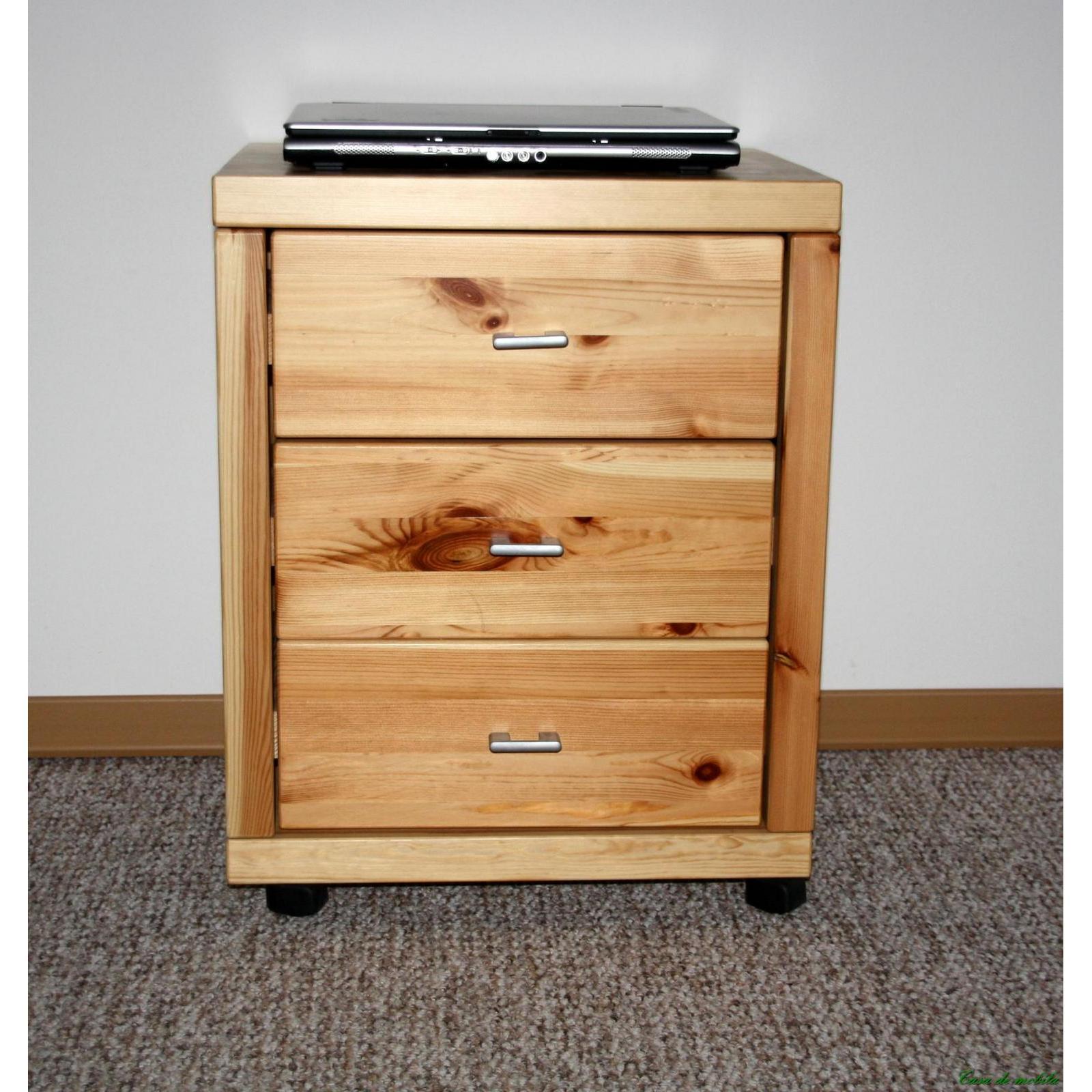 links 30600300 nils rollcontainer 36x40x65 cm 6 schubladen. Black Bedroom Furniture Sets. Home Design Ideas