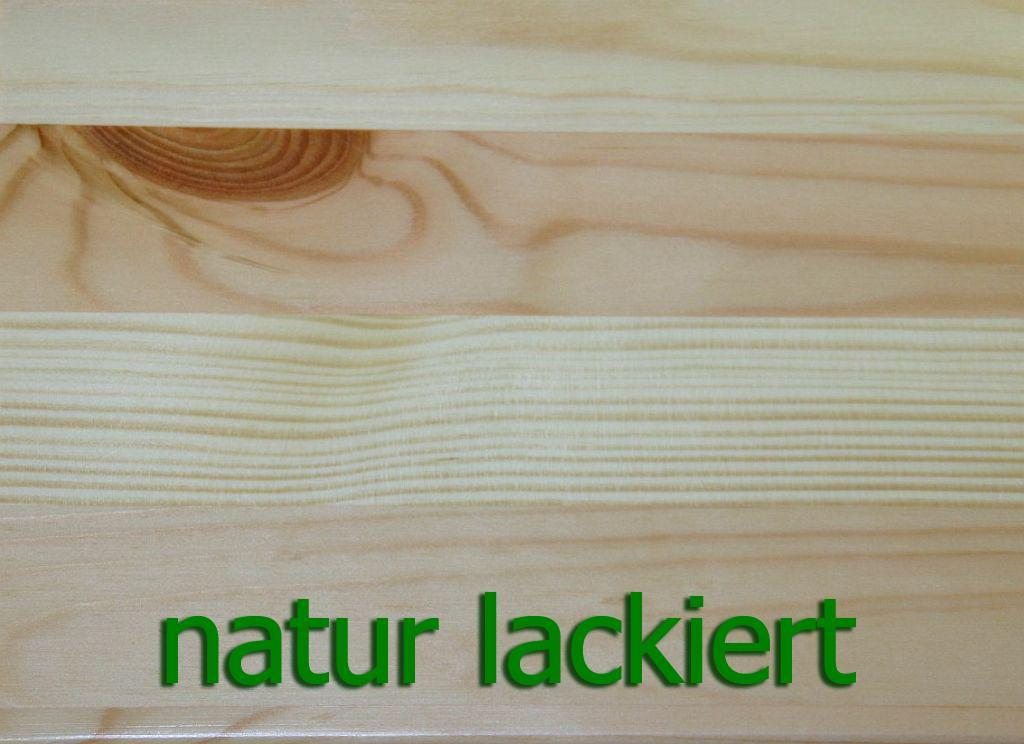massivholz highboard guldborg - kiefer massiv geölt / lackiert, Moderne