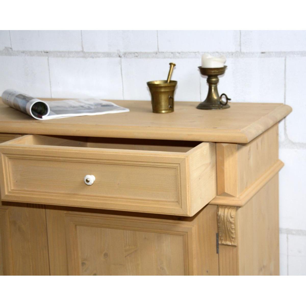 kommode fichte natur m bel und heimat design inspiration. Black Bedroom Furniture Sets. Home Design Ideas