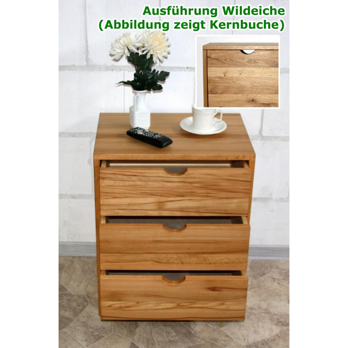 Kommode schmal eiche  Eiche Kommode Gelt. Affordable Sideboard Eiche Massiv Gelt With ...