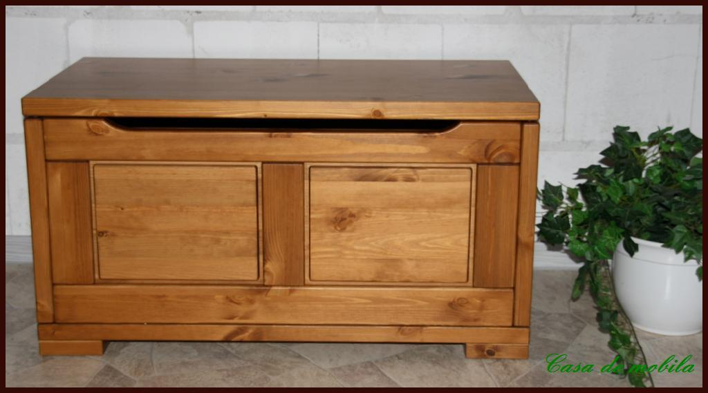 vollholz w schetruhe truhe klein kiefer massiv honig provance. Black Bedroom Furniture Sets. Home Design Ideas