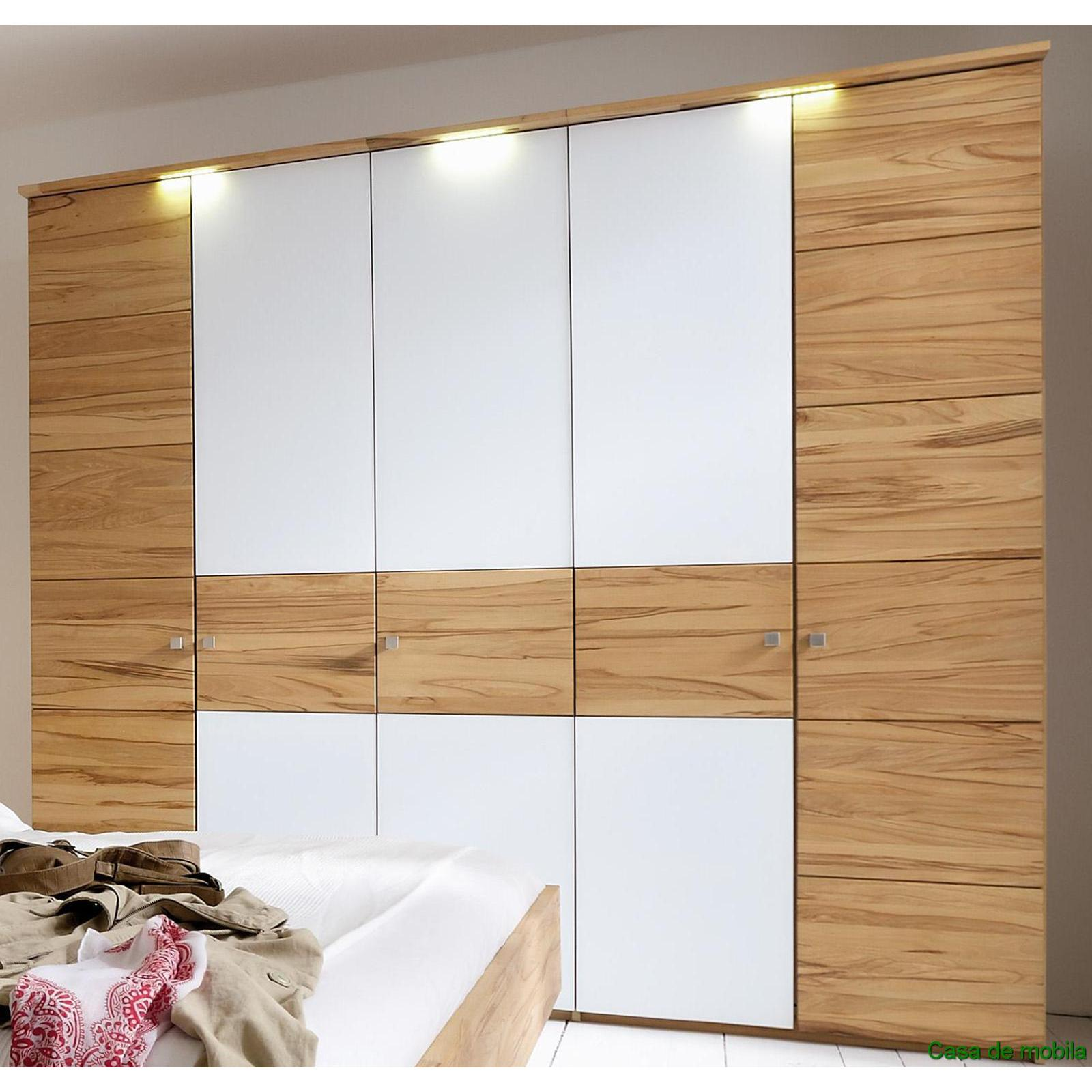 Echtholz schlafzimmer komplett kernbuche massiv ge lt mercur ii schwebebett 160x200 - Komplett schlafzimmer massiv ...