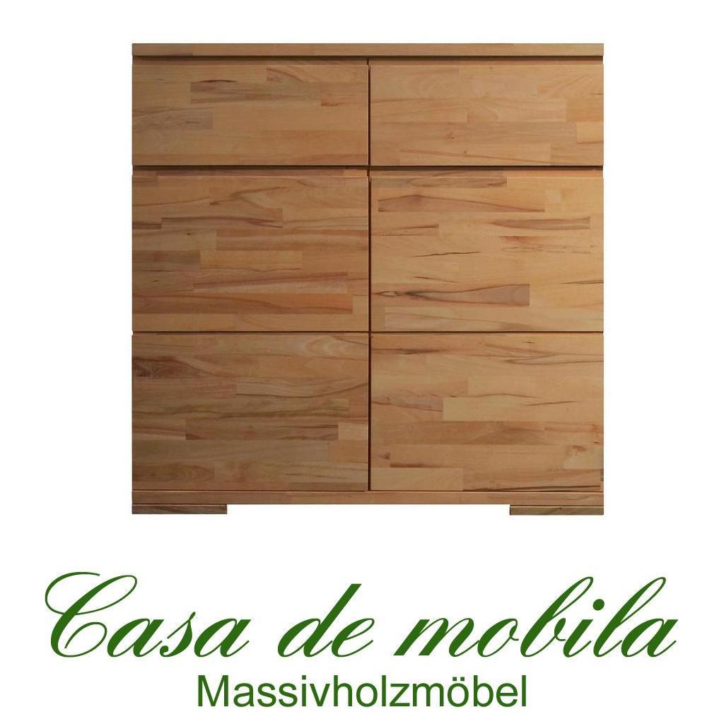 Good Schlafzimmer Kommode Buche 2 #13: Massivholz Kommode 2-türig Holz Buche Massiv Geölt B Kernbuche