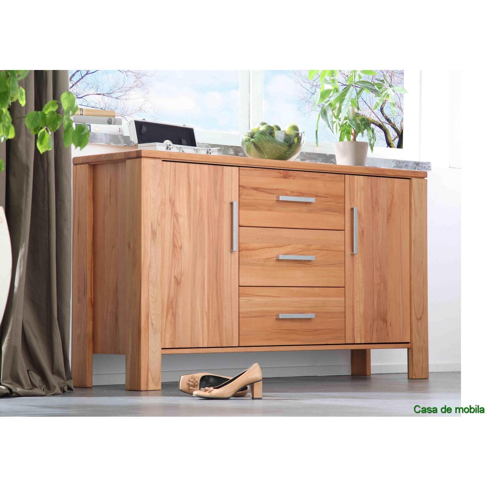sideboard massivholz geölt