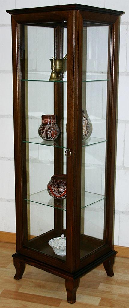 wohnzimmer vitrine nussbaumStartseite Wohnzimmer Vitrinen Massivholz