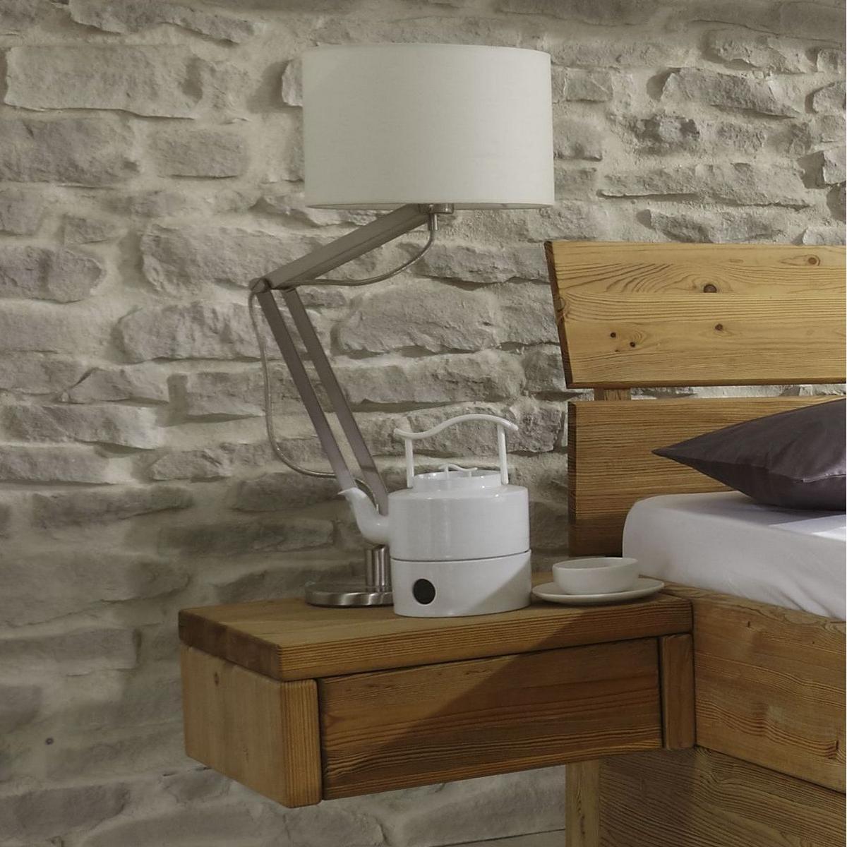 massivholz schubkastenbett 140x200 easy sleep kiefer massiv, Hause deko