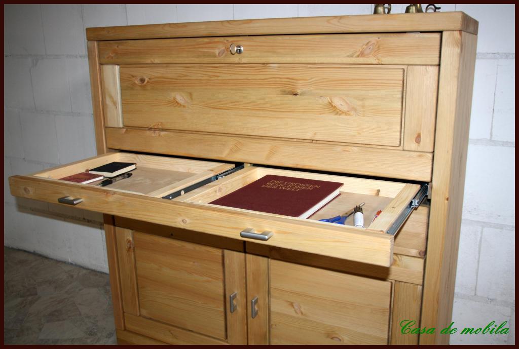 sekret r holz kiefer massiv gelaugt ge lt guldborg. Black Bedroom Furniture Sets. Home Design Ideas