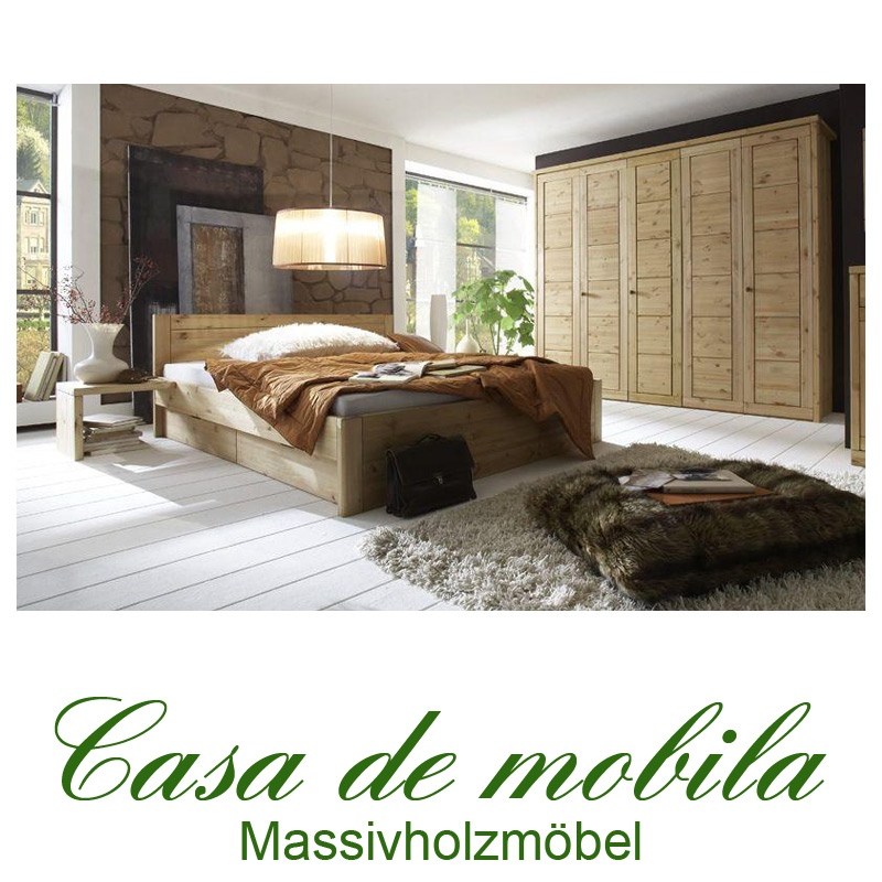beaufiful schlafzimmer komplett holz pictures. Black Bedroom Furniture Sets. Home Design Ideas