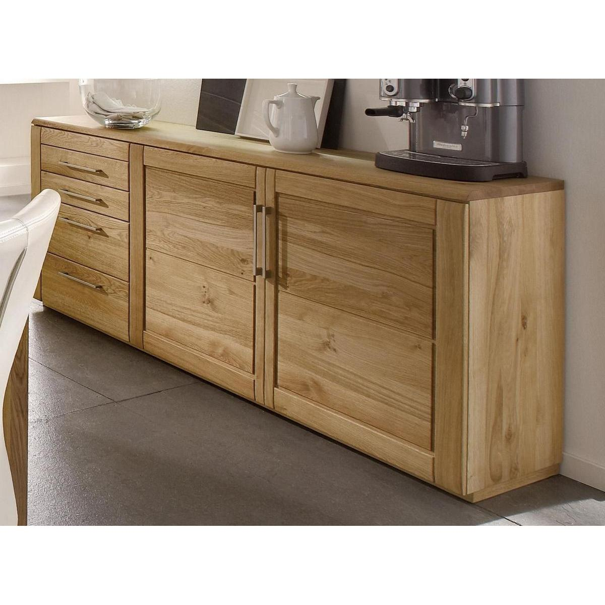 sideboard wildeiche bestseller shop f r m bel und. Black Bedroom Furniture Sets. Home Design Ideas