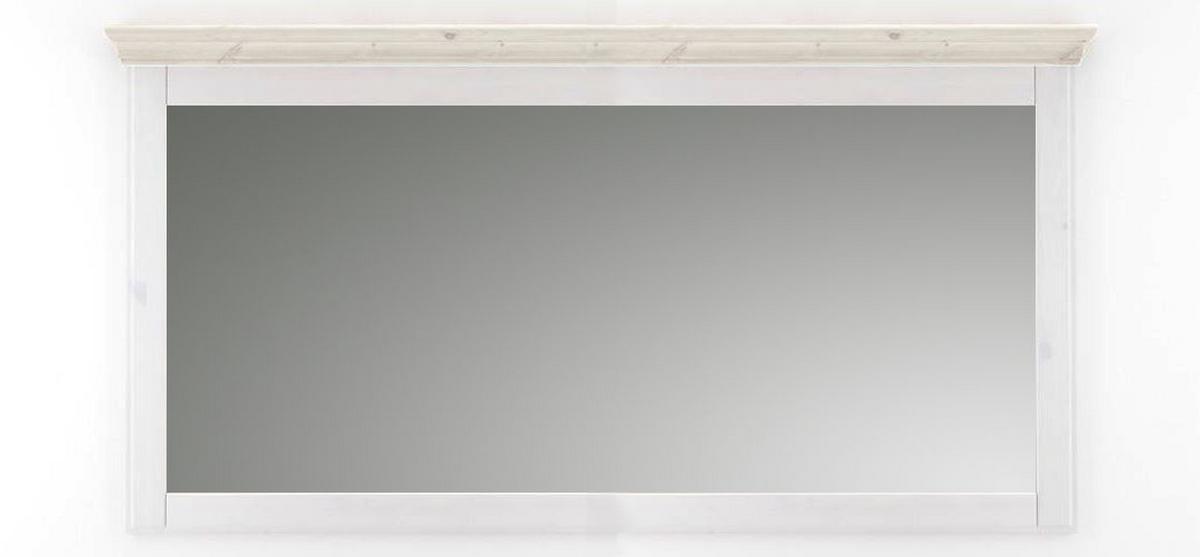 wandspiegel spiegel schlafzimmerspiegel gro e 180x100 wei. Black Bedroom Furniture Sets. Home Design Ideas