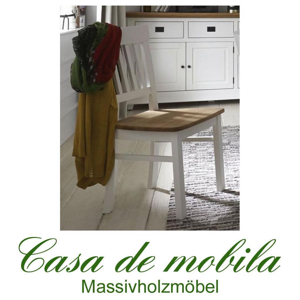 K chenst hle k chenstuhl buche wei wildeiche massiv roxanne for Casa shop vincere