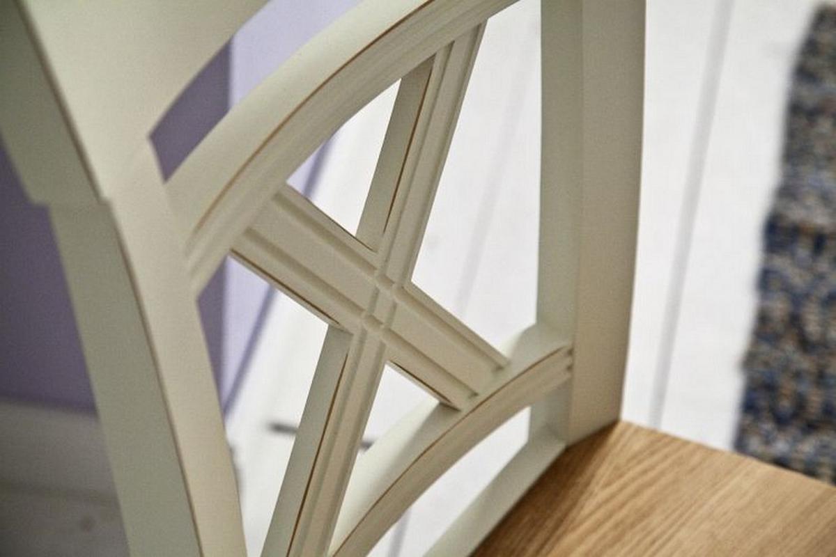 massivholz esszimmer-garnitur 5-teilig nordic home kiefer massiv, Esszimmer dekoo