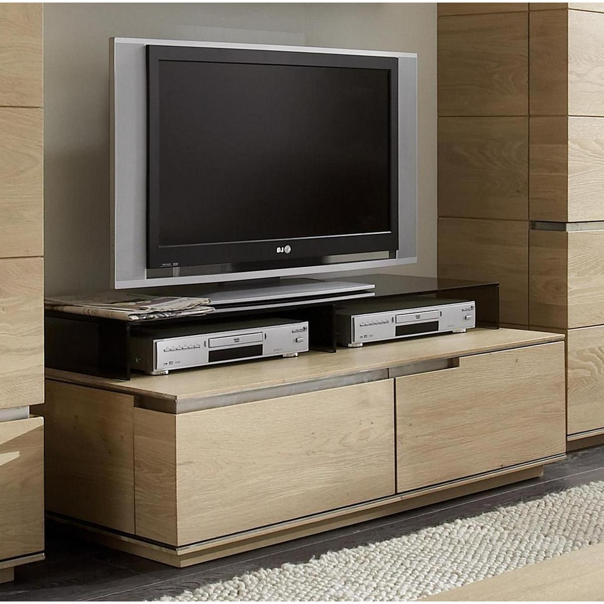 massivholz tv lowboard tv m bel wildeiche massiv bianco ge lt acerro. Black Bedroom Furniture Sets. Home Design Ideas