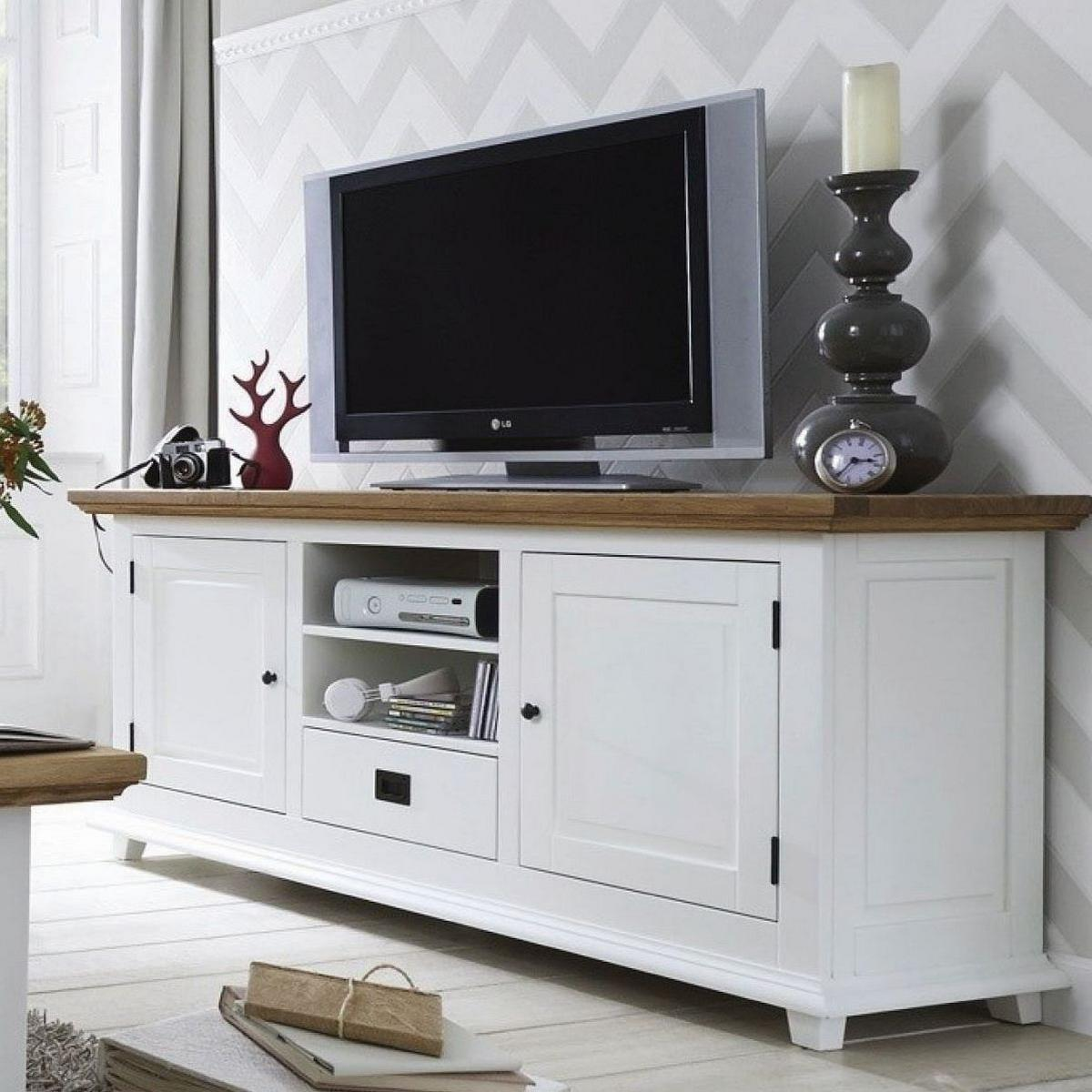 massivholz tv kommode buche wildeiche wei fernsehkommode roxanne. Black Bedroom Furniture Sets. Home Design Ideas
