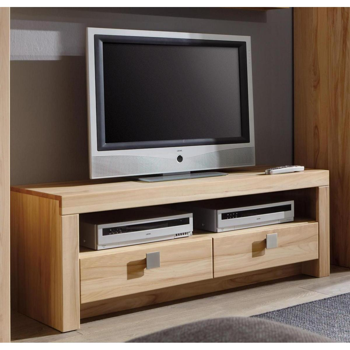 massivholz tv lowboard klein messina kernbuche massiv ge lt. Black Bedroom Furniture Sets. Home Design Ideas