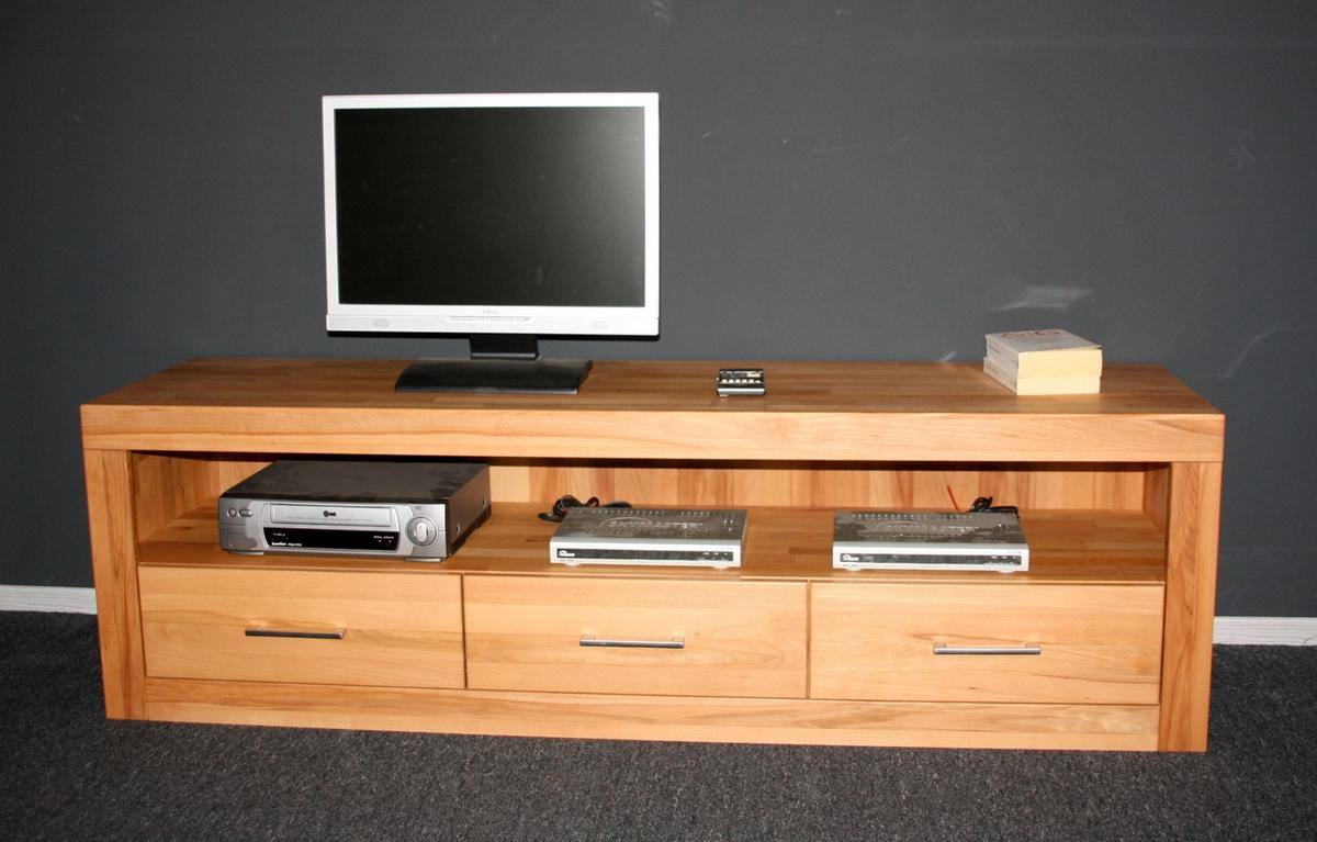 eck tv schrank kernbuche home image ideen. Black Bedroom Furniture Sets. Home Design Ideas