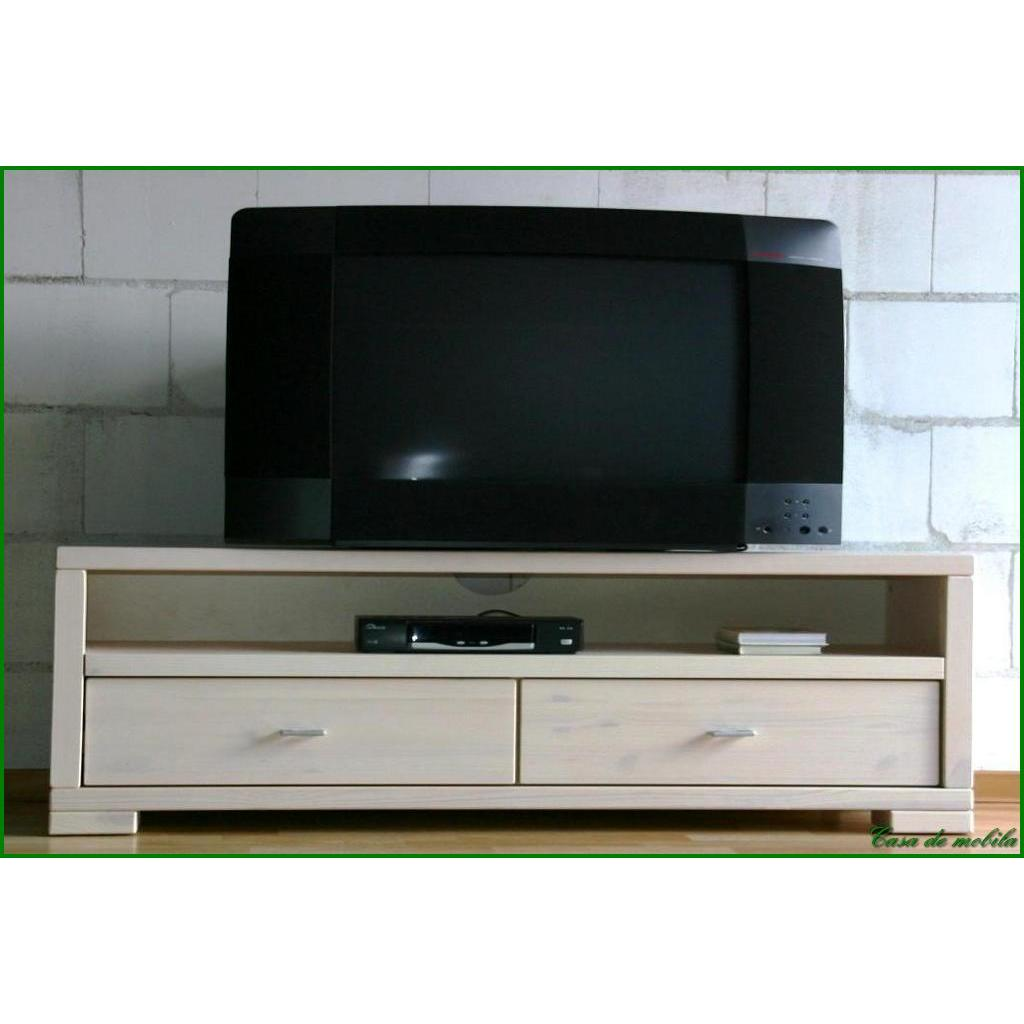 massivholz tv lowboard 160 guldborg kiefer massiv wei lasiert. Black Bedroom Furniture Sets. Home Design Ideas