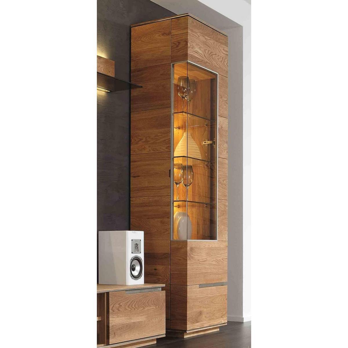 85 wohnzimmer vitrine holz massivholzschrank aus eiche wohnzimmer. Black Bedroom Furniture Sets. Home Design Ideas