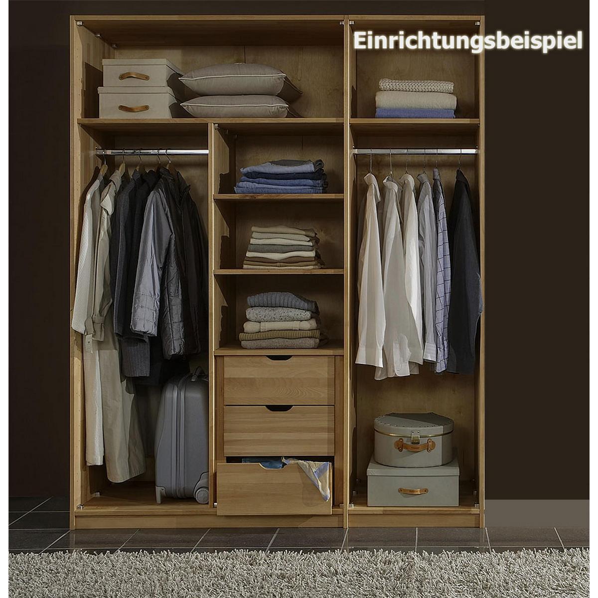 Schlafzimmerkasten vollholz  Vollholz Kleiderschrank Kaufen: Kleiderschrank massivholz: t riger ...