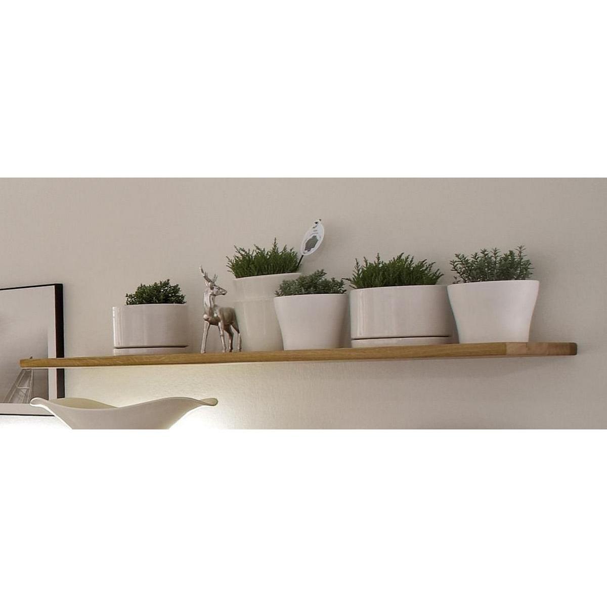 wandregal buche massiv massivholz wandregal buche massiv natur ge lt casera wandboard 60 cm. Black Bedroom Furniture Sets. Home Design Ideas