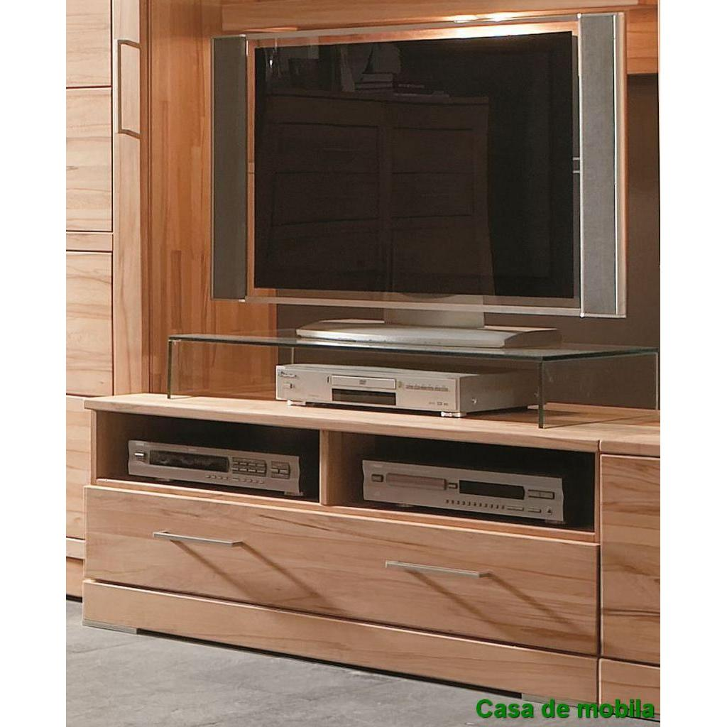 massivholz tv lowboard kernbuche massiv natur ge lt casera tv kommode ii. Black Bedroom Furniture Sets. Home Design Ideas