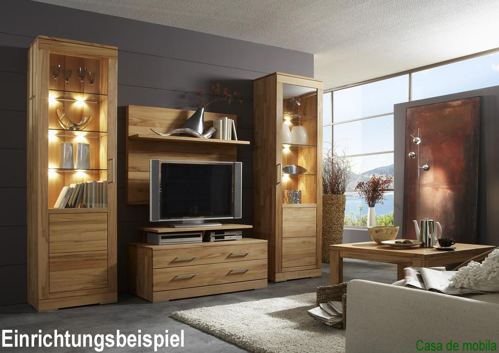 echtholz couchtisch rotkernbuche massiv natur ge lt 90x90 cm casera. Black Bedroom Furniture Sets. Home Design Ideas