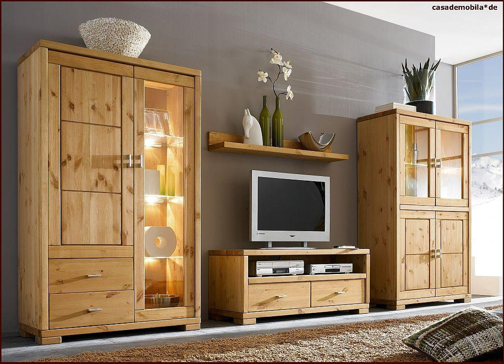 wohnzimmerm bel wohnwand holz kiefer massiv gebeizt ge lt. Black Bedroom Furniture Sets. Home Design Ideas