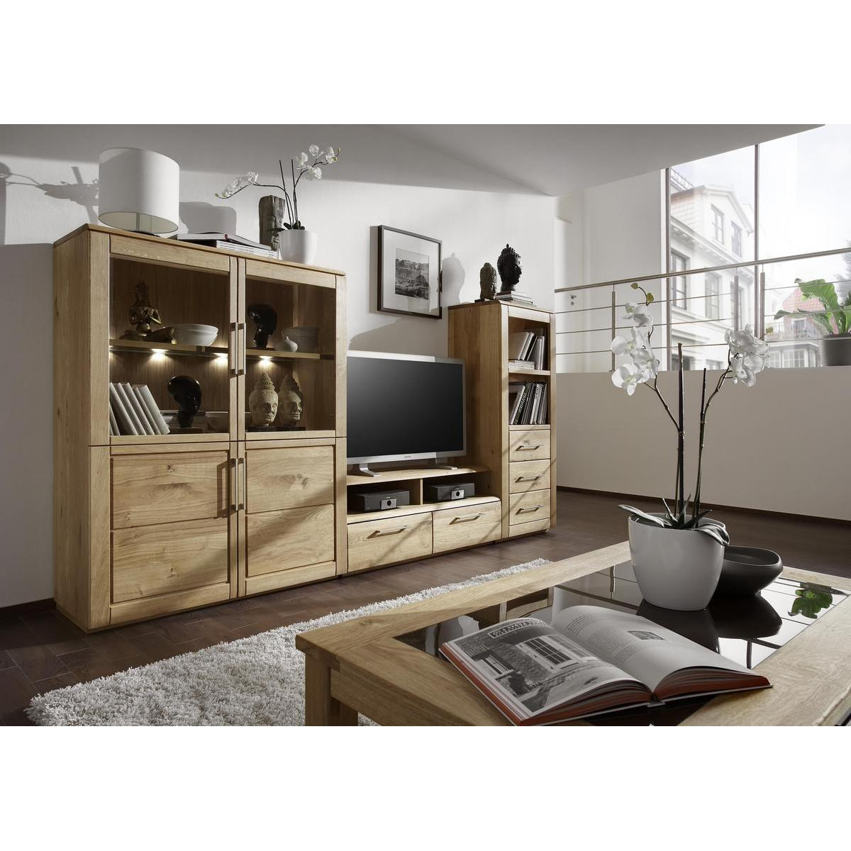 wohnzimmerm bel komplett m belideen. Black Bedroom Furniture Sets. Home Design Ideas