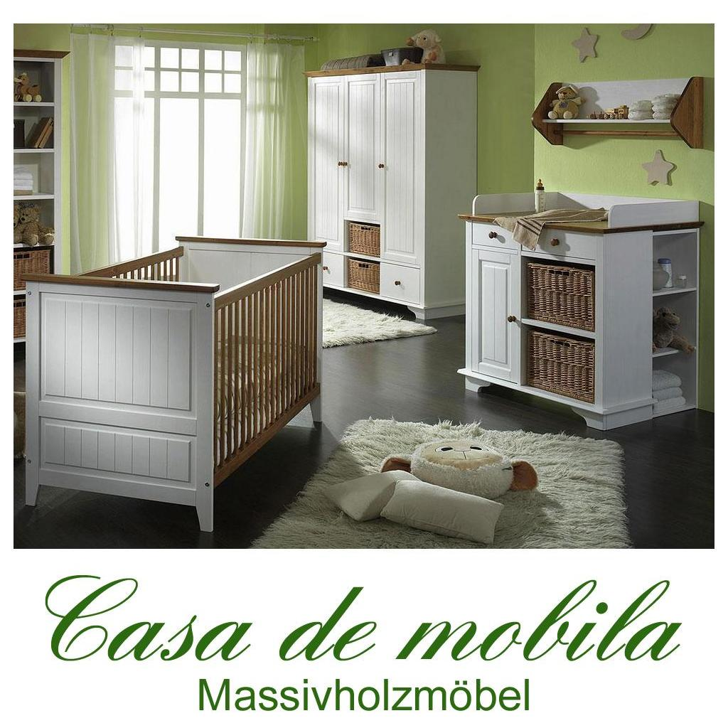 babym bel kinderm bel wei honig julia ein traum in kiefernholz. Black Bedroom Furniture Sets. Home Design Ideas