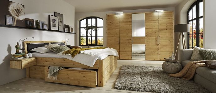 m bel programm gloria astkiefer massiv ge lt. Black Bedroom Furniture Sets. Home Design Ideas