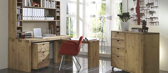 Buro Buromobel Schreibtisch Schreibtische Rollcontainer Kiefer