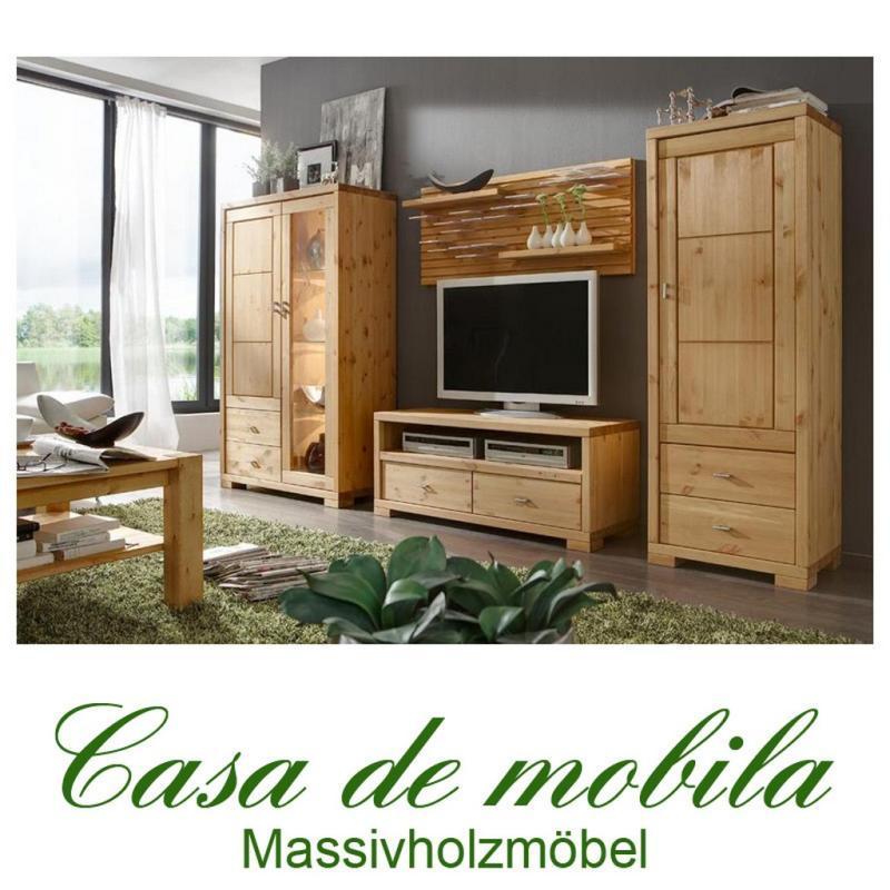 anbauwand kiefer wohnwand erstaunlich auf wohnen und. Black Bedroom Furniture Sets. Home Design Ideas