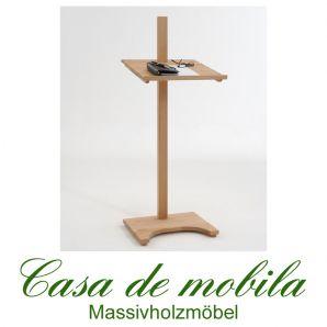 Massivholz Stehpult Schreibpult - Notenpult Buche massiv geölt