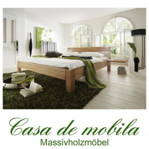 massivholz bett 100x200 xl easy sleep kernbuche massiv ge lt 9210 93 87. Black Bedroom Furniture Sets. Home Design Ideas