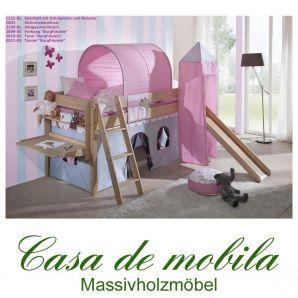 massivholz hochbett buche massiv natur lackiert hannover. Black Bedroom Furniture Sets. Home Design Ideas