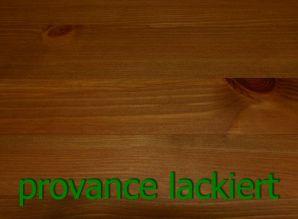 Massivholz Wohnzimmerschrank Highboard Guldborg - Holz Kiefer massiv provance lackiert
