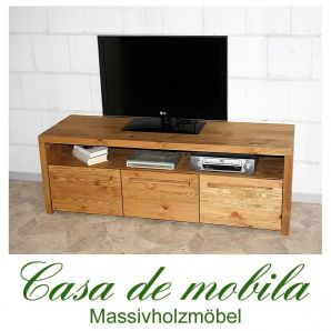vollholz tv schrank antik gewachst rustikal tirol holz kiefer massiv. Black Bedroom Furniture Sets. Home Design Ideas