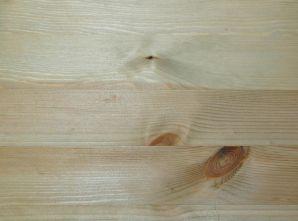 Vollholz Sitzbank 180 cm Bank mit Lehne Guldborg - Holz Kiefer massiv gelaugt geölt