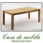 Massivholz Esstisch Tisch Kernbuche massiv geölt Buchentisch Vollholztisch MARTIN 180x90