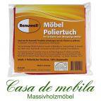 Renuwell Möbel-Poliertücher Möbelpflege-Tuch Poliertuch-Set