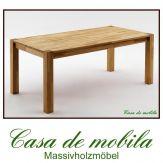 Massivholz Esstisch Tisch Kernbuche massiv geölt vollholztisch FRITZ - 180x90