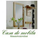 Massivholz Wandspiegel Eiche / Wildeiche massiv TAKE IT! Spiegel 50x100, natur geölt