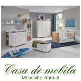 komplette babyzimmer aus massivholz. Black Bedroom Furniture Sets. Home Design Ideas