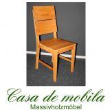 Massivholz Stuhl Stühle Holzstuhl Buche massiv geölt Kernbuche JALE