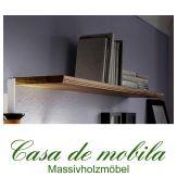 Massivholz Wandboard 125 Holz Wildeiche massiv geölt NORDIC HOME