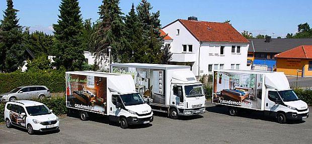 Massivholz Möbel mit Anlieferung - Goslar Hannover Braunschweig