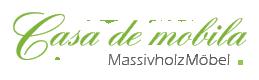Startseite - Massivholzmöbel Onlineshop von Casa de mobila